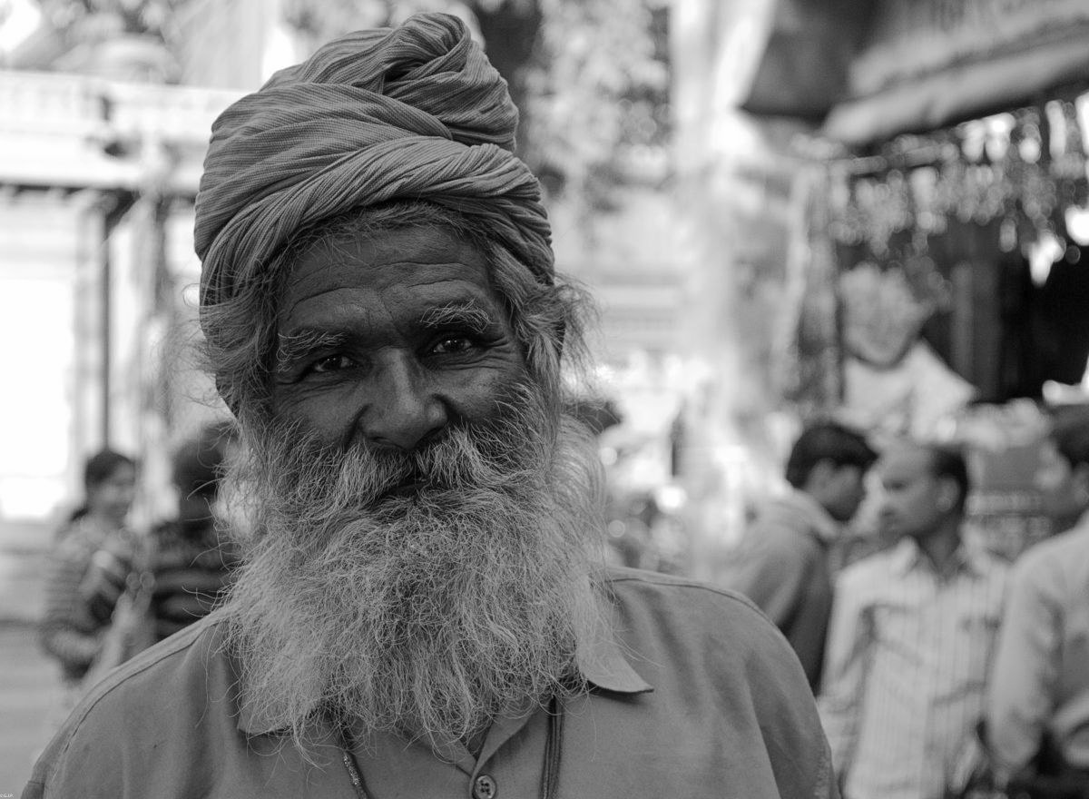 Photograph Eyes of a wise man  by Georgie Pauwels on 500px