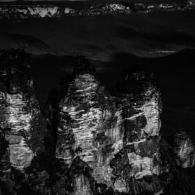 Three rocks by Vinoth Kumar (PhotographyThroughMyEyes)) on 500px.com