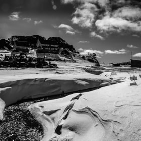 Melting Snow by Vinoth Kumar (PhotographyThroughMyEyes)) on 500px.com
