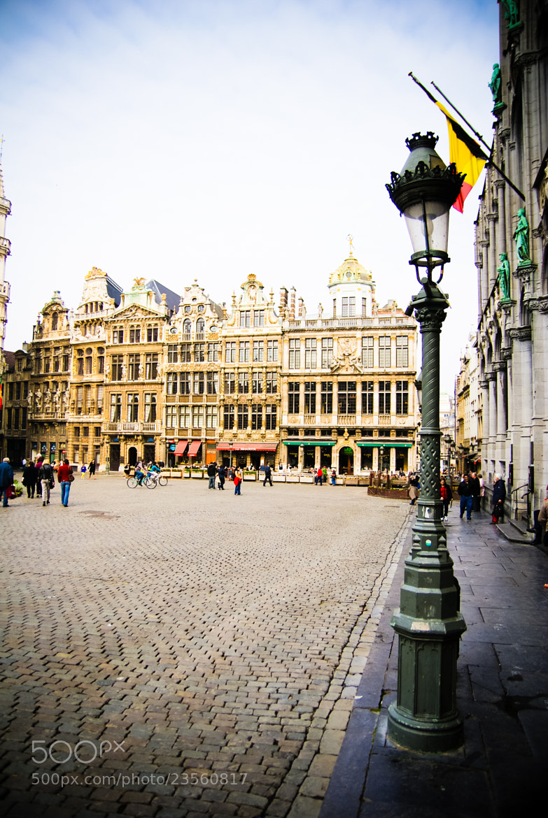 Photograph BRUSSELS by googoh  on 500px