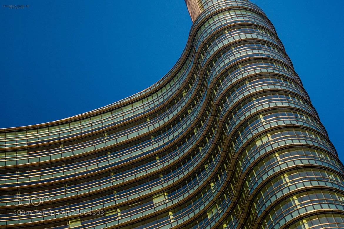 Photograph Architectural waves by Andrea  Caslini on 500px
