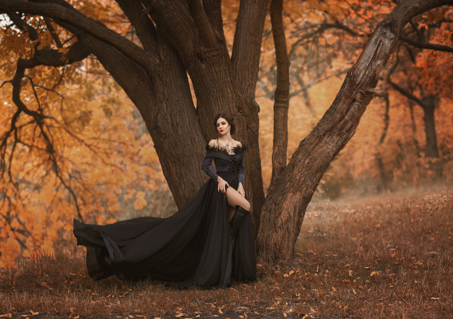 Fairy Autumn de Irina Chernyshenko sur500px.com
