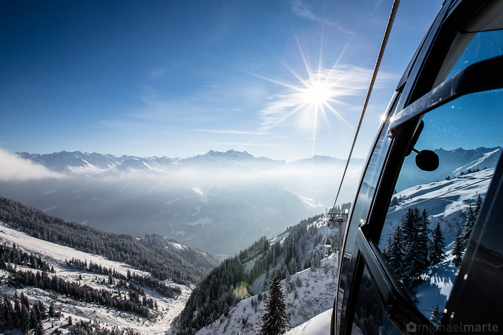 Photograph cable car by Michael Marte on 500px