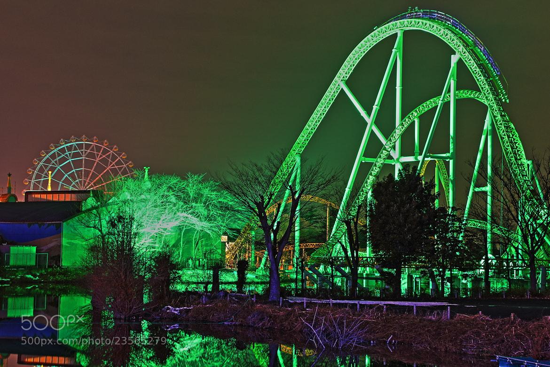 Photograph Rail by K Hashimoto on 500px