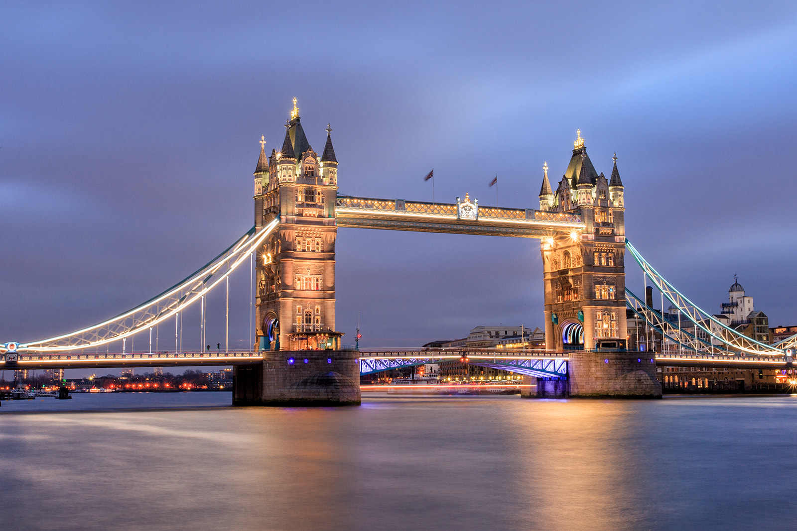 Photograph Tower Bridge,London by Helminadia Ranford on 500px