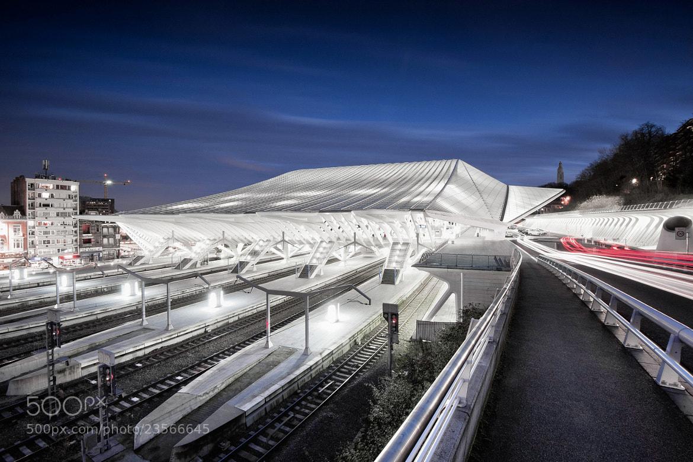 Photograph Liège Guillemins by Dipta Nandana on 500px