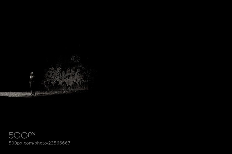 Photograph Into Darkness by Martin Reisch on 500px