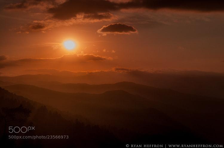 Photograph Smoky Sunrise by Ryan Heffron on 500px