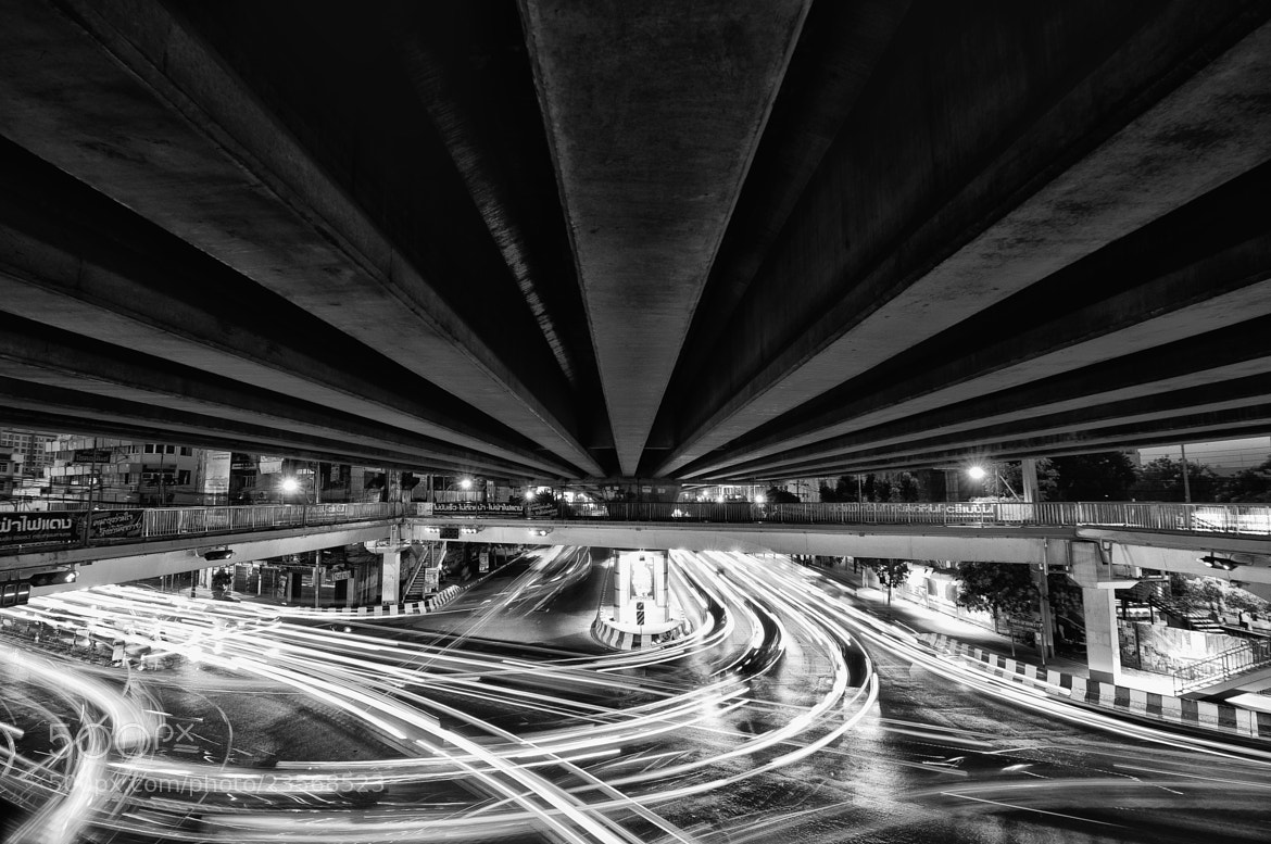 Photograph Intersection by Saravut Eksuwan on 500px