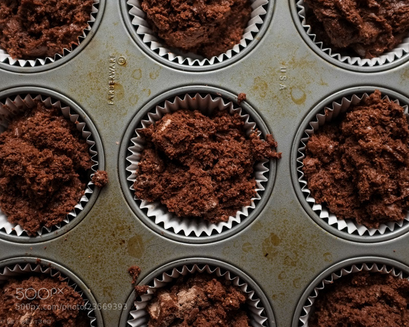 Photograph Muffins by Dave Pluimer on 500px