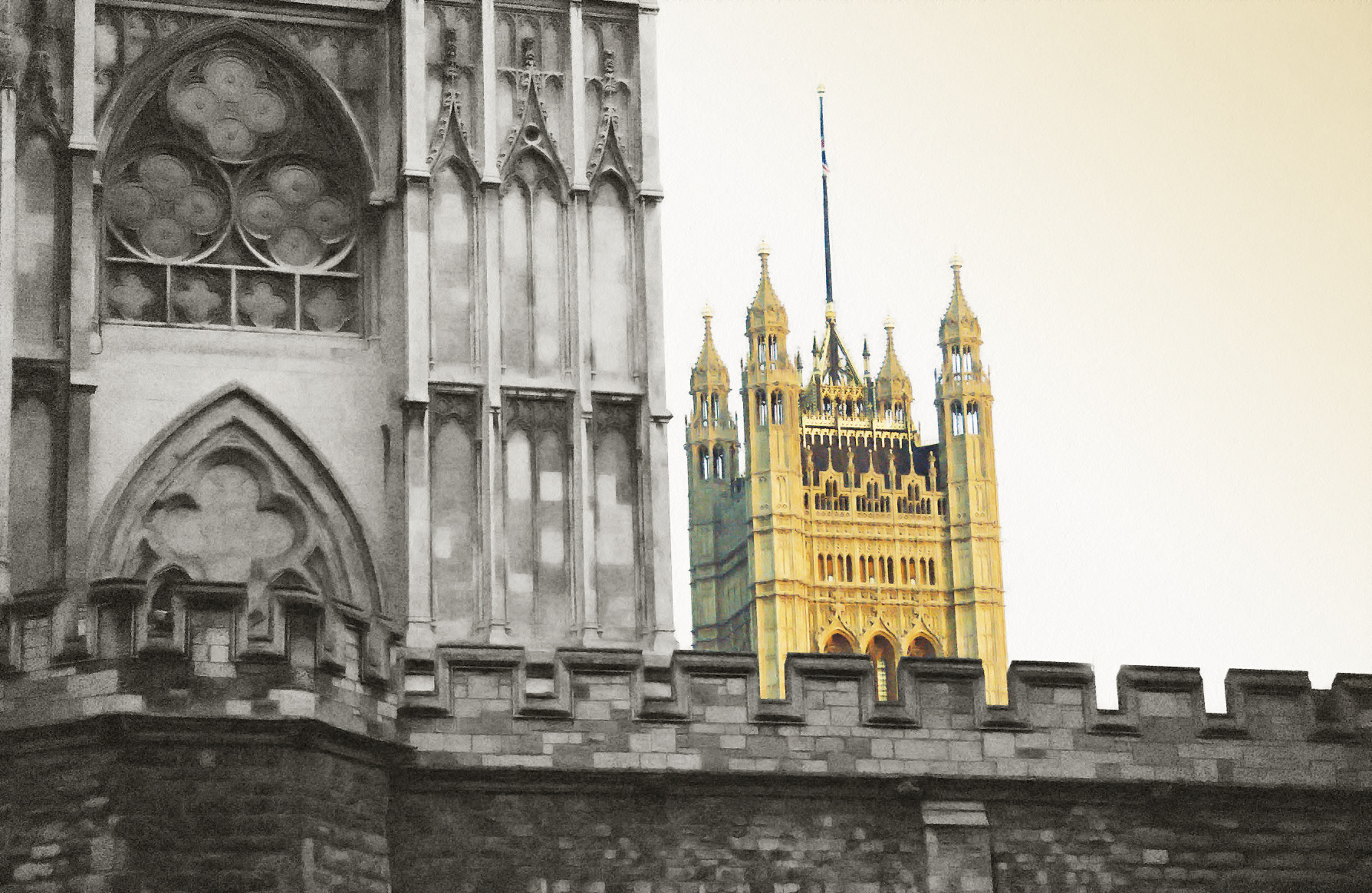 Photograph Westminster  by Tib Ciocirlie on 500px