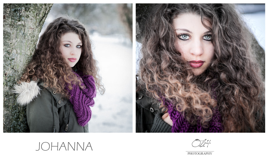 JOHANNA - Winter special edition