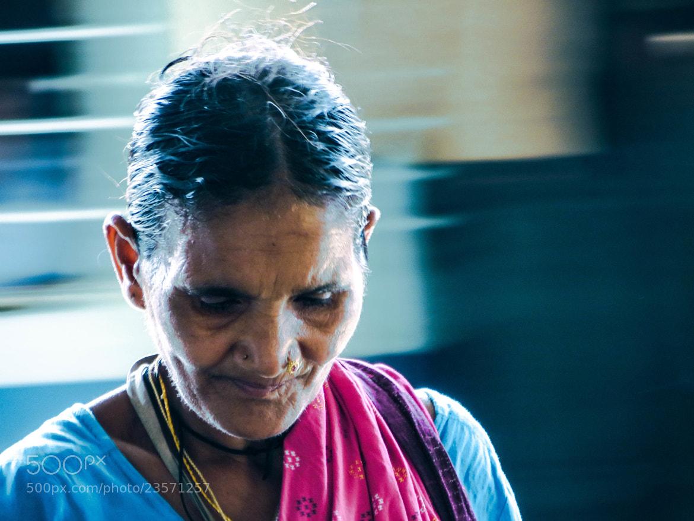 Photograph Old lady by Prashant Gupta on 500px