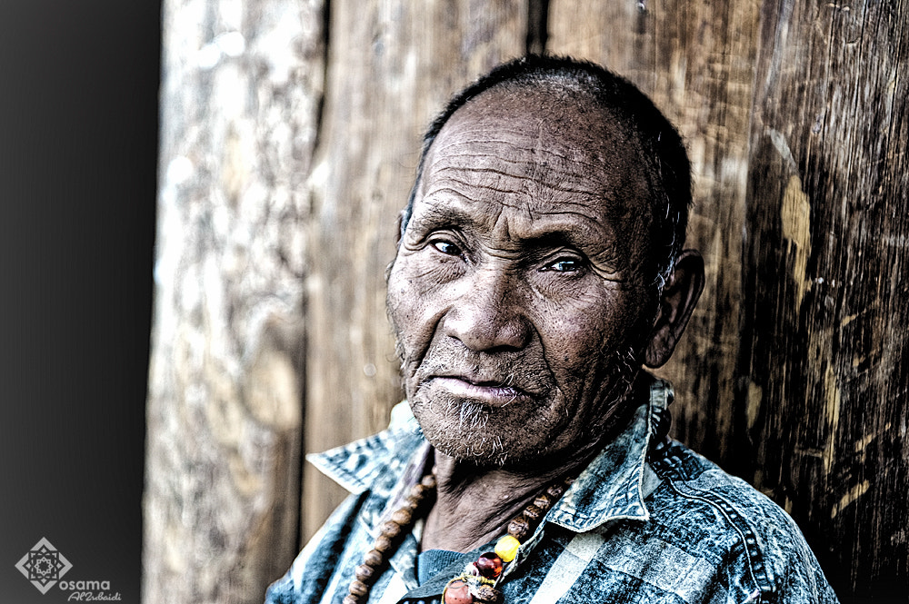 Photograph The Old Man by O Al Zubaidi on 500px