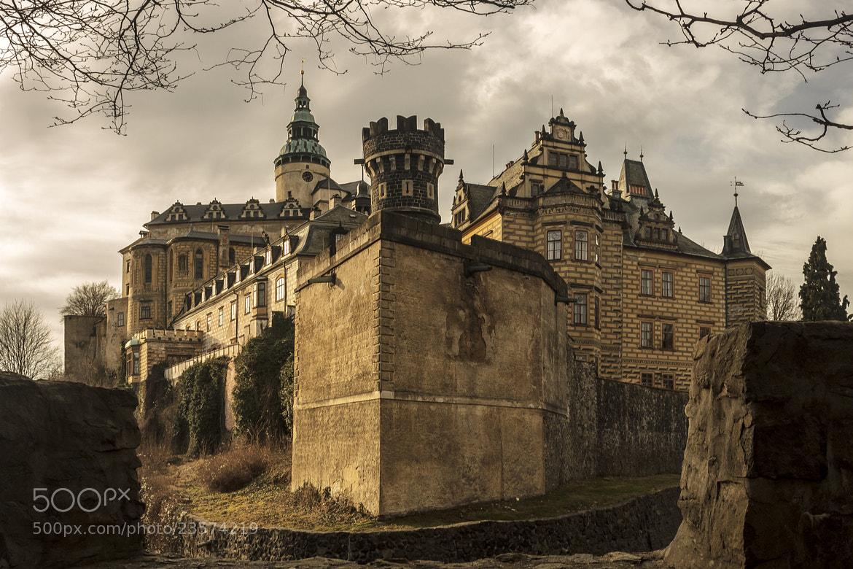 Photograph Frydland Castle by Marcin Brygała on 500px