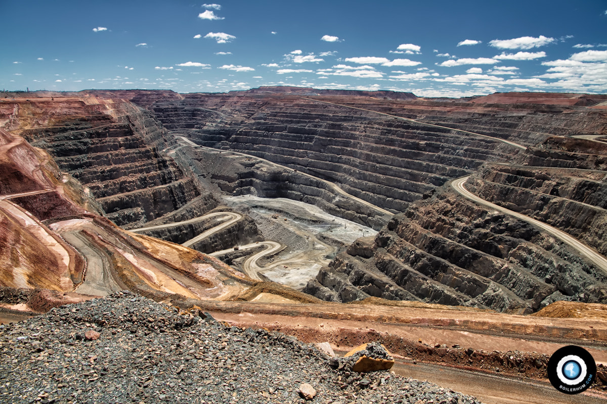 Photograph Gold Mine by Romain Boileux on 500px