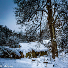 Austrian Winter 3 by Otto Schuster (oschuster)) on 500px.com