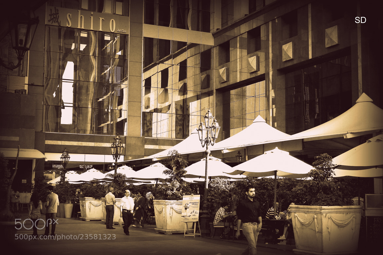 Photograph UB City by Sadiq Akbar on 500px