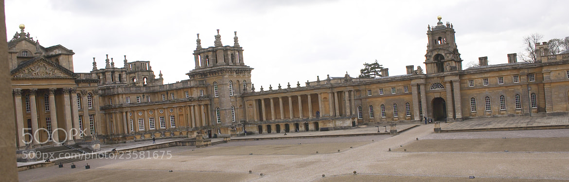 Photograph Blenheim Palace by Kerry Beckingsale on 500px