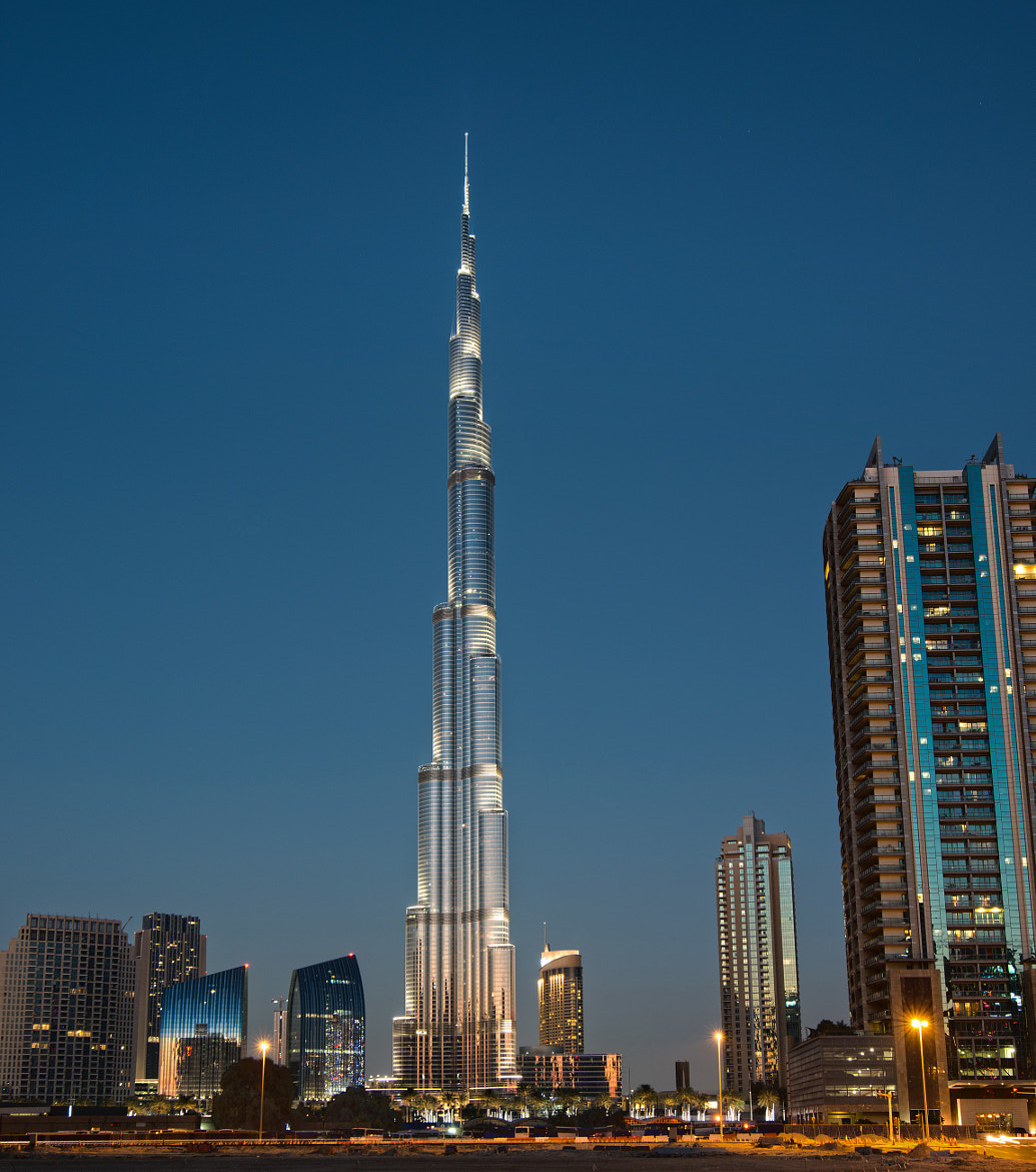 Photograph Burj Khalifa  by WALID AHMAD on 500px