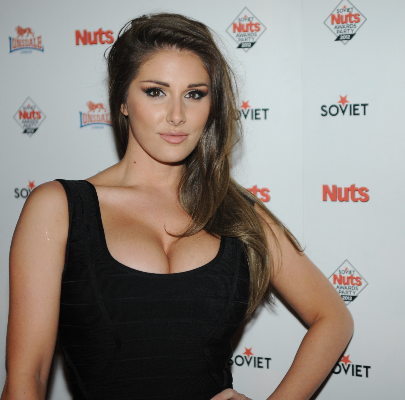 Photograph Lucy Pinder by graham mitchell on 500px