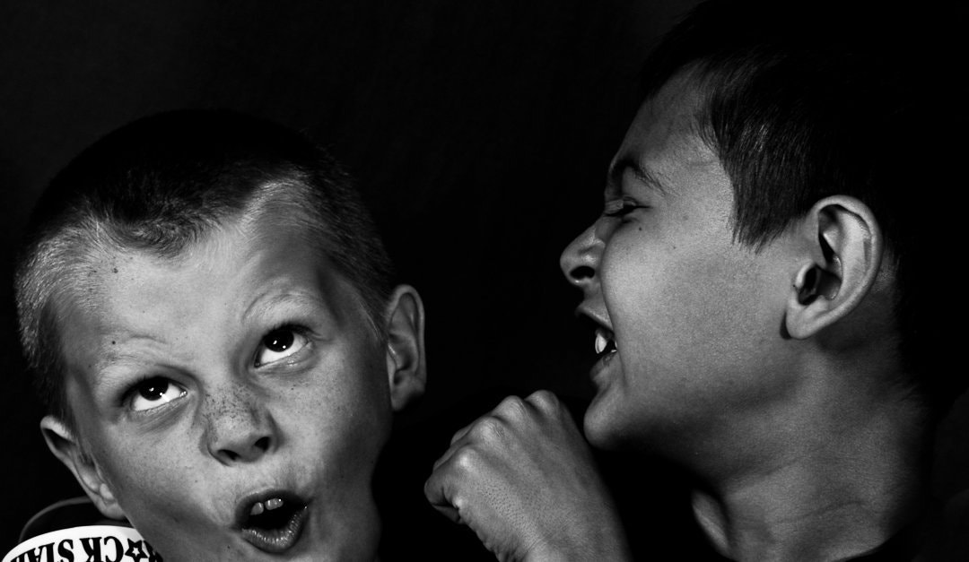Photograph Kids by Andrew Raby on 500px