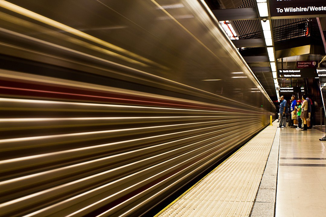 Photograph Elastic transit by Andrew Raby on 500px