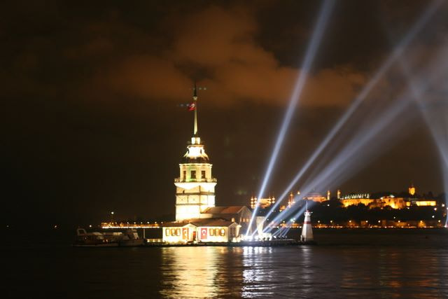 Photograph Maiden's Tower, Istanbul  by Mehmet ABACI on 500px