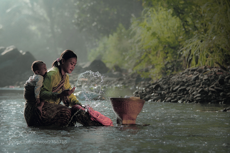 Photograph Laundry by dewan irawan on 500px