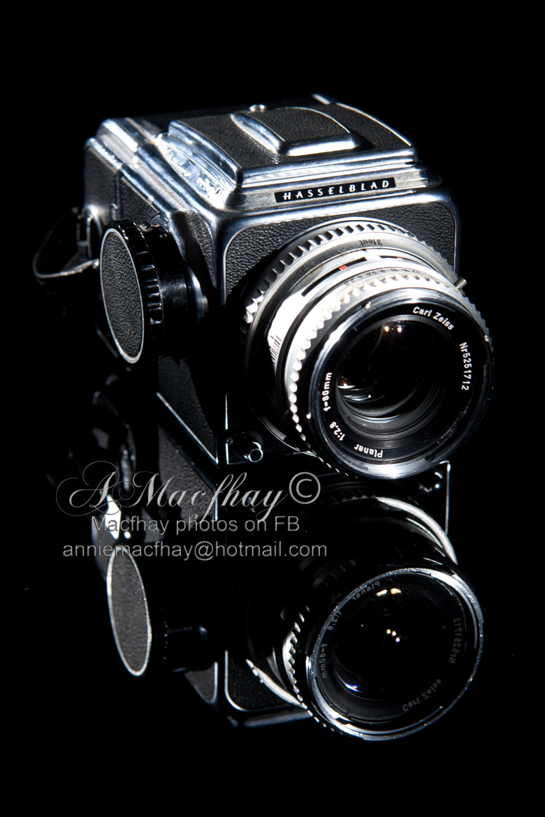Photograph Hasselblad by Annie Macfhay on 500px