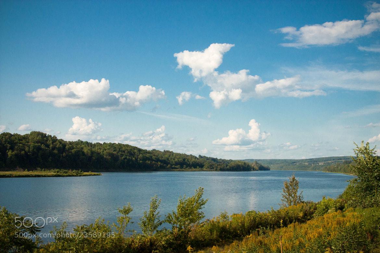 Photograph Saint John River by Ash Furrow on 500px