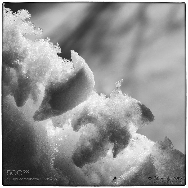 Photograph Framing snowy landscape (3) by Zdeno Kajzr on 500px