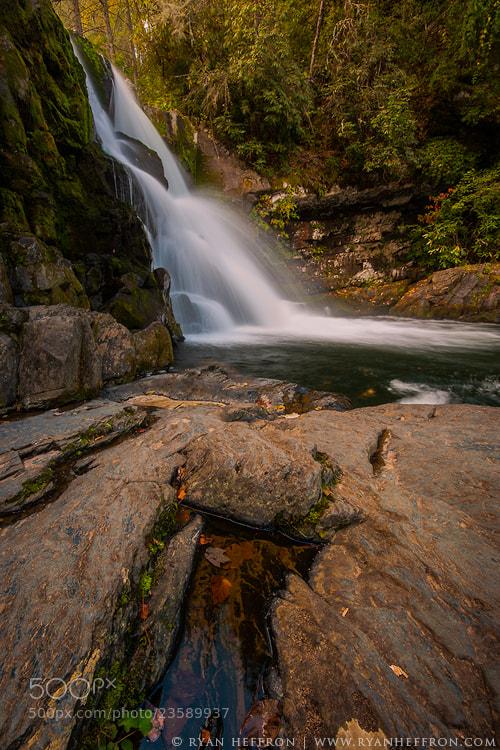 Photograph Abrams Falls by Ryan Heffron on 500px