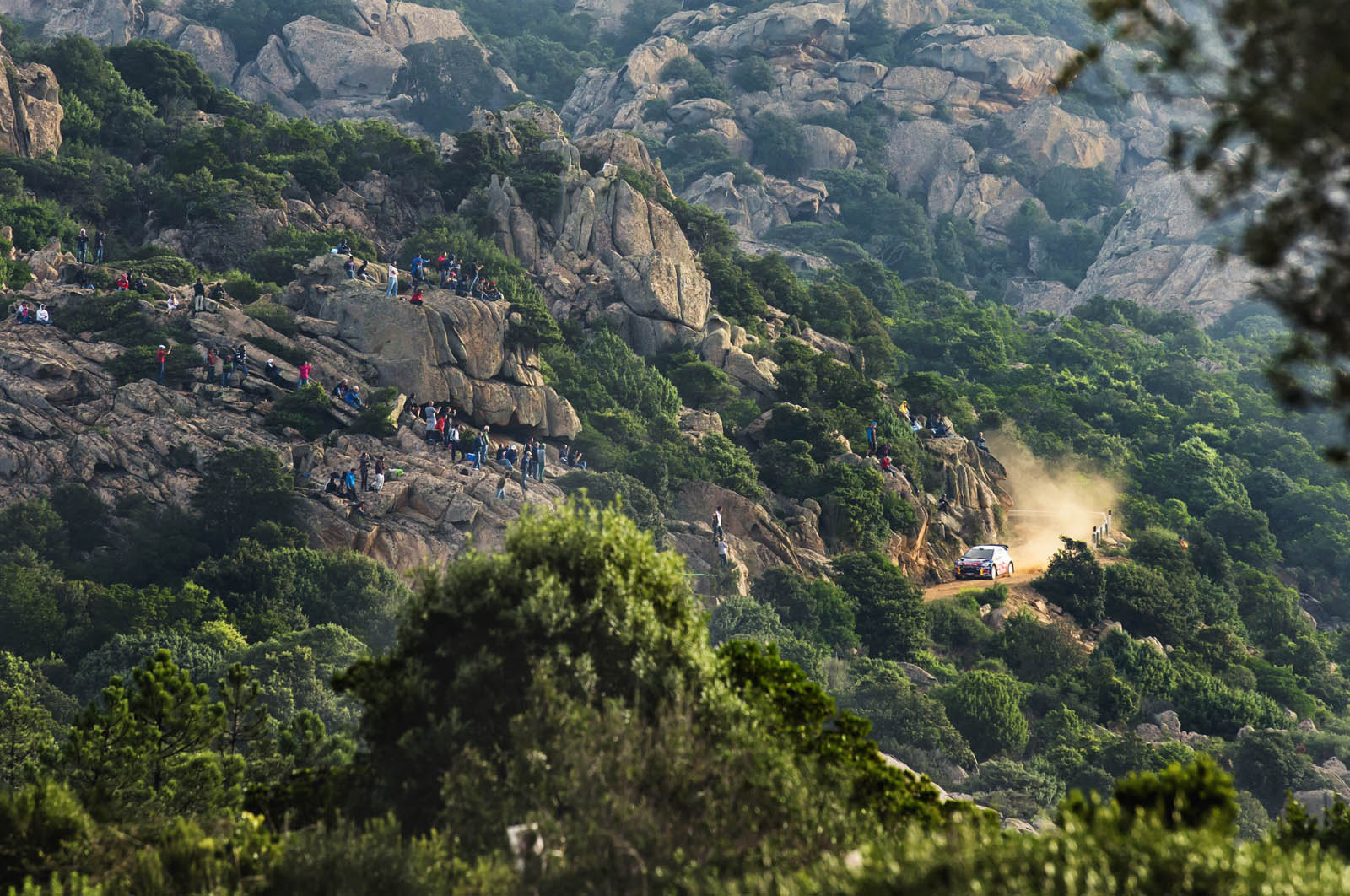Photograph WRC Sardinia by daniel vojtech on 500px