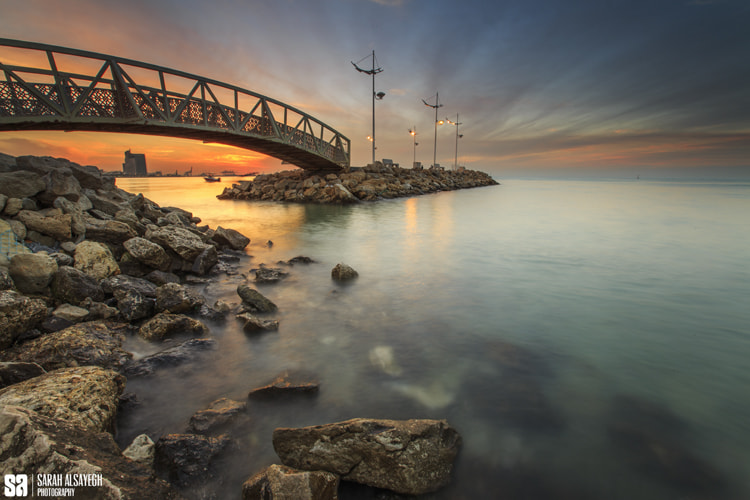 Photograph Kuwait - Sunset In Watya Cost by Sarah Alsayegh on 500px