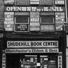 Shudehill Book Centre, Manchester.