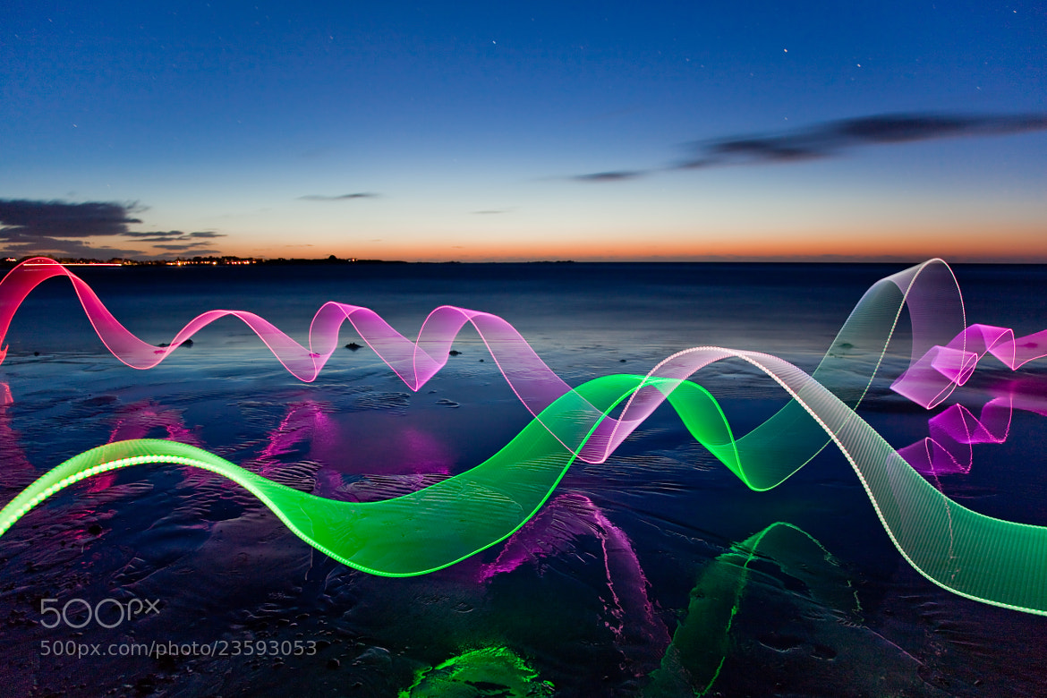 Photograph Ribbon Dance by David Gilliver on 500px