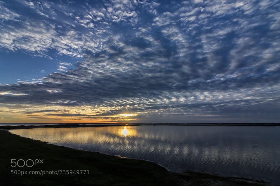 Sunset at the Inner Lake
