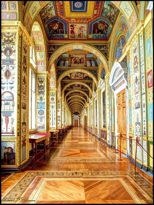 Photograph Hermitage Hall by Fred Coleman on 500px