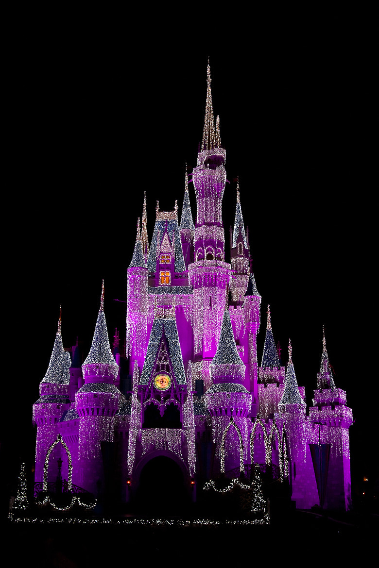 Photograph Cinderella's Castle by Kyle Holder on 500px