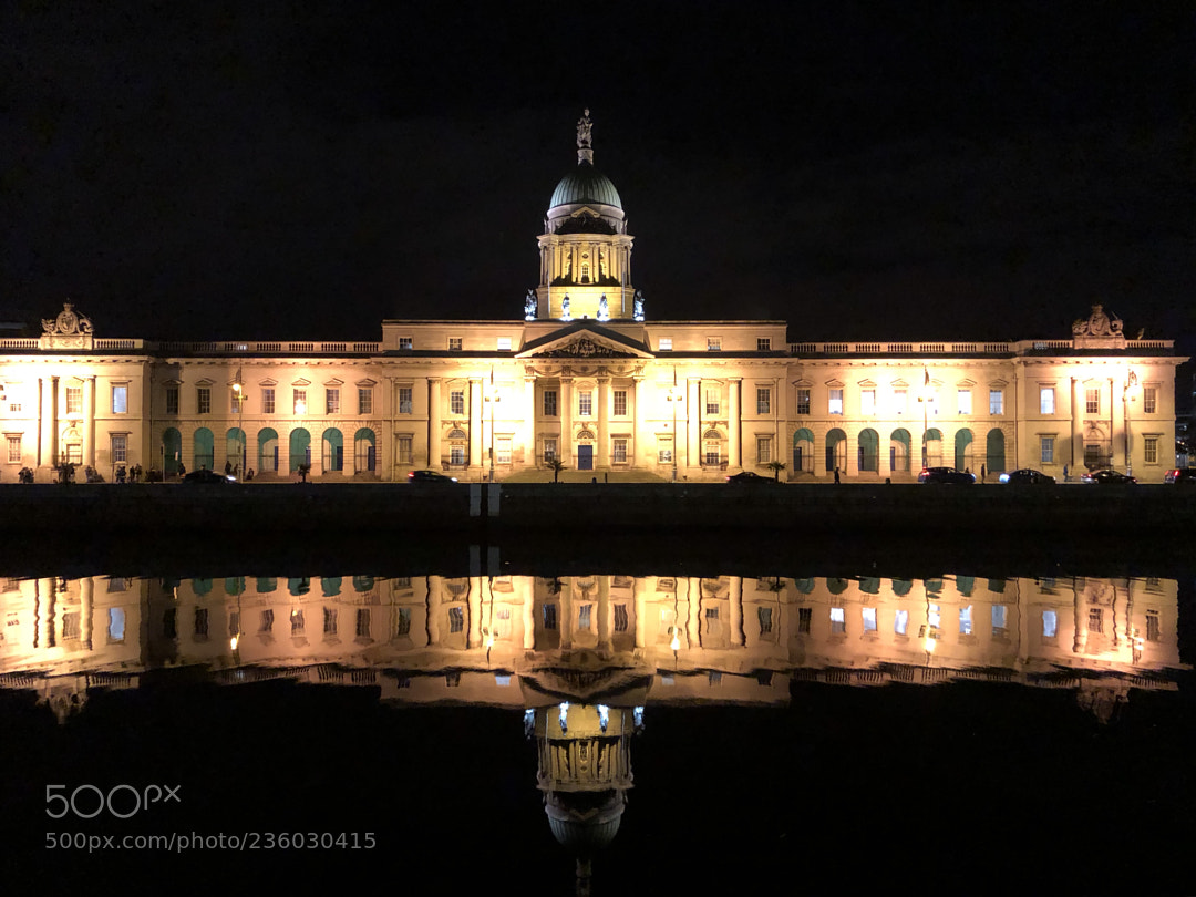 Custom House in Dublin