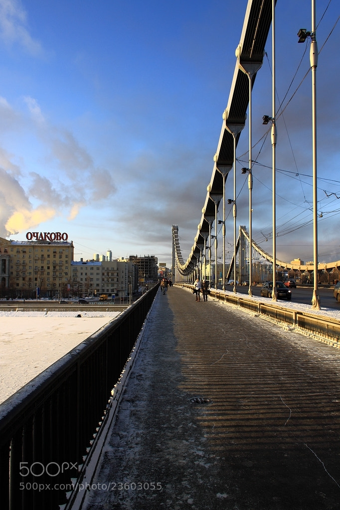 Photograph Crimean Bridge by rspanov on 500px