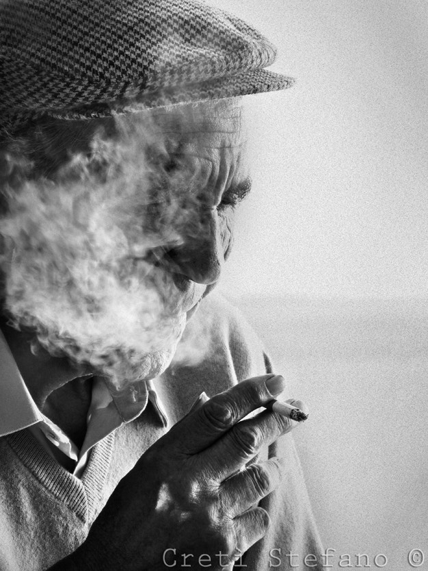 Photograph smoking by Stefano Cretì on 500px