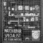 A Watch Repair Specialist in Shepherd's Bush, London.