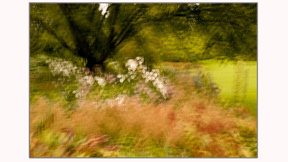Photograph The Impressionist's Garden by Karen Evans on 500px