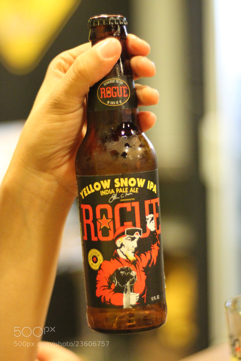 Photograph Rogue Beer by Isadora Cazella on 500px