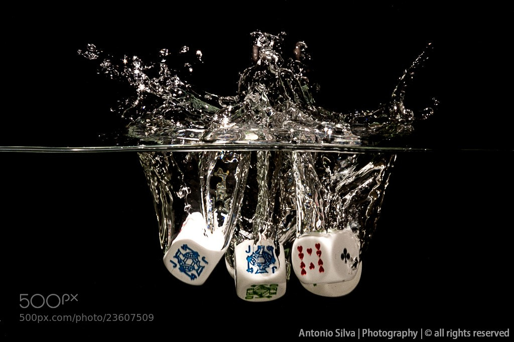 Photograph poker by Antonio Silva on 500px