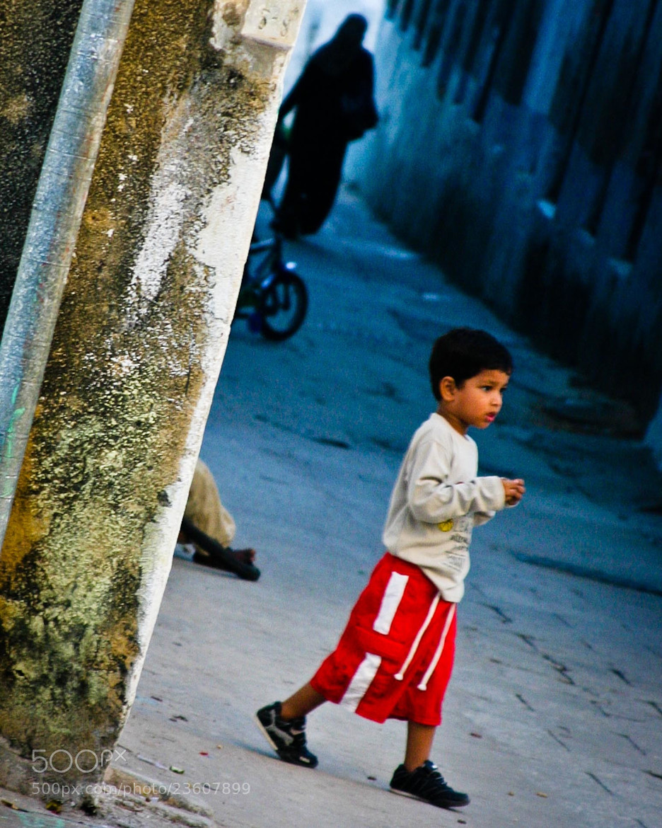Photograph Stone Town Shadow by Malik Vision on 500px