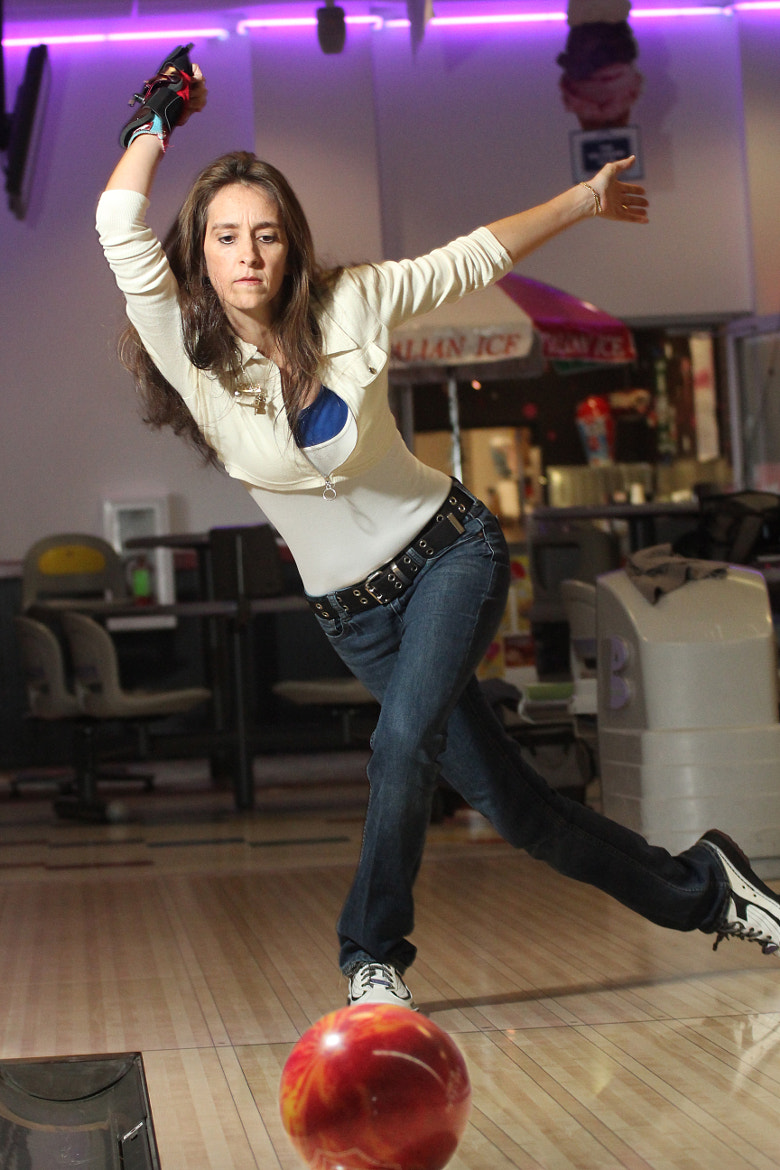 Photograph Bowling Champ by Mitch Kloorfain on 500px