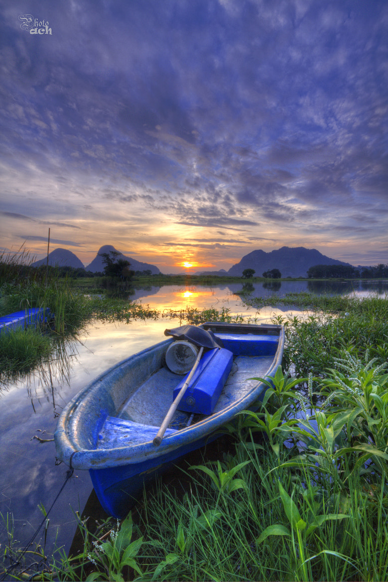 Photograph Fishing time by Anuar Che Hussin on 500px